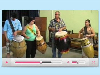 El candombe uruguayo  - Video and activities