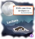 El chupacabras, la leyenda lecturas or Leveled Readings on the Chupacabras