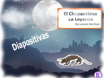 El chupcabras - la leyenda presentación