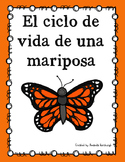 El ciclo de vida de una mariposa - Life Cycle of a Butterfly (Spanish)