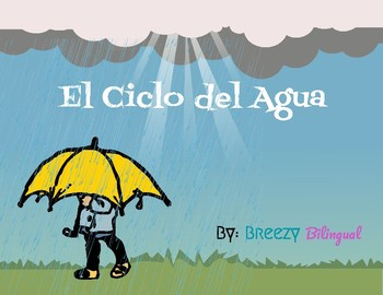 Spanish water cycle/ El ciclo del agua