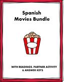 Spanish Movies and Cinema Bundle: Cine y Películas - 6 Resources @40% off!