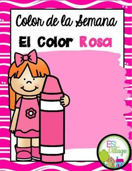 El color rosa