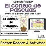 El conejo de Pascuas Spanish Easter & Spring Reader & timeline {en español}