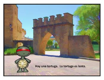 El conejo y la tortuga - The Tortoise and the Hare