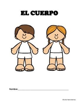 El cuerpo en español / The body in Spanish