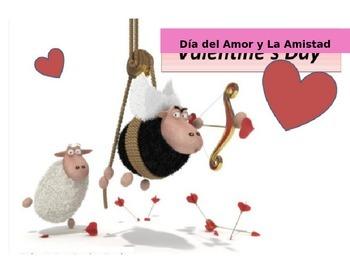 El día del amor y la amistad