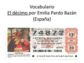 El décimo por Emilia Pardo Bazán