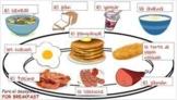 El desayuno y las bebidas - Virtual or simultaneous instru