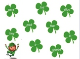 El dia de San Patricio - Sight words
