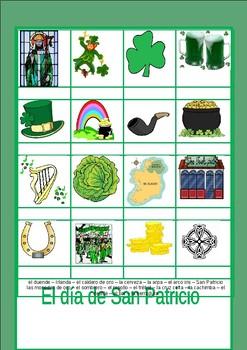 El dia de San Patricio / St. Patrick's Day