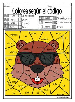 El día de la Marmota  - Groundhog's Day in Spanish