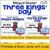 El día de los Reyes Magos ~ Three Kings Day Readers {Bilingual}