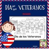 El dia de los Veteranos  -Reader