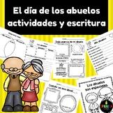 El dia de los abuelos (Grandparents day Spanish)
