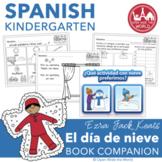 Spanish El día de nieve Ezra Jack Keats Book Companion Kin