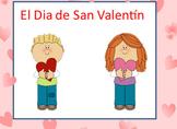El dia de san Valentin / amor y amistad