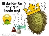 El durián: Un rey que huele mal #COVID19WL