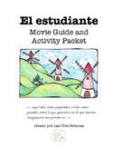 El estudiante Spanish Movie Guide and Activity Packet