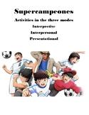 El fútbol - Supercampeones - Los deportes