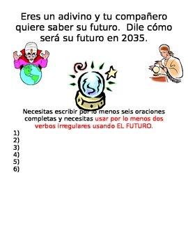 El futuro 20 years