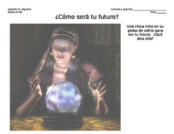 El futuro / Crystal Ball Future Tense