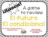 El futuro y El condicional zasca game