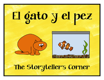 El gato y el pez - Beginning Spanish Story