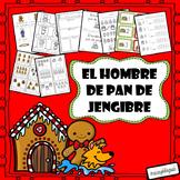 El hombre de jengibre (Gingerbread Man-Spanish)