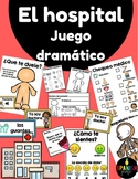 El hospital / Clinica juego dramatico (Spanish Hospital Dramatic Play Doctor)