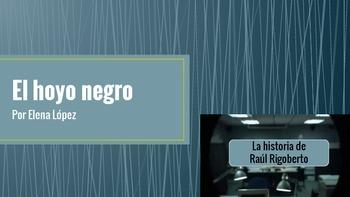 Lección: El hoyo negro - Irregular Yo verbs (Movie Talk)