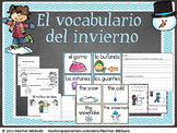 El invierno / Bilingual Kindergarten + ESL Resources for Biliteracy