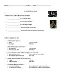El laberinto del fauno - examen prueba | Short Quiz on Pan's Labyrinth
