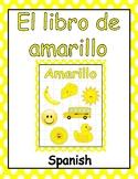 El libro de amarillo - Yellow Book (Spanish)