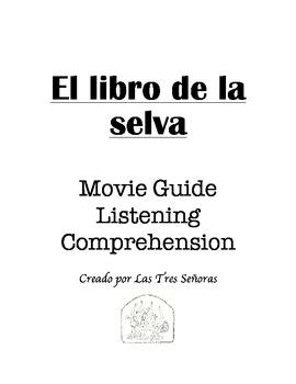 El libro de la selva/The Jungle Book in Spanish Movie Guide