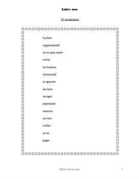 El libro de la vida/Book of Life Movie Guide and Activity Packet (Hard Good)