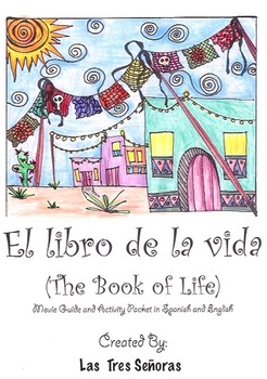 El libro de la vida/Book of Life Movie Guide and Activity