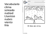 El libro del clima ( weather patterns)