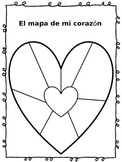 Map of my Heart - El mapa de mi corazon