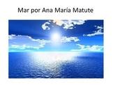 El mar por Ana María Matute