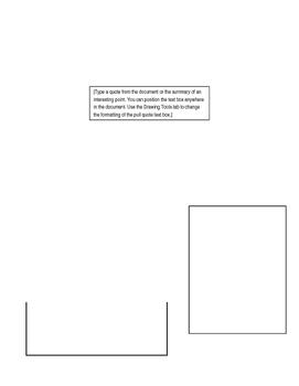 El medio ambiente - crucigrama