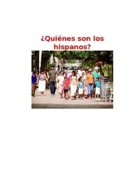 ¿Quiénes son los hispanos?