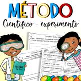 El misterio de los chocolates de la bolsa amarilla. Pasos del método científico