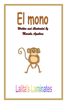 El mono easy reader