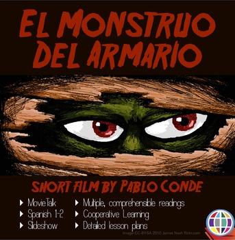 MovieTalk Unit: El monstruo del armario