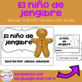 El niño de jengibre ~ Simplified Gingerbread Man Spanish r