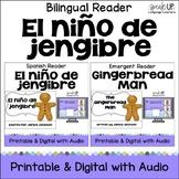 El niño de jengibre ~ The Gingerbread Man Readers {Bilingual Version}