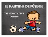 Spanish Soccer Mini Bundle - El partido de fútbol