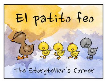El patito feo - Spanish Fairytale (present and past)