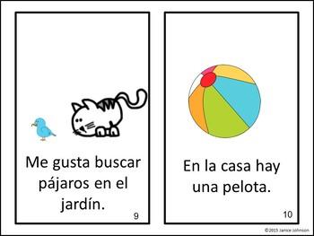 El perro & El gato 2 Spanish Cat & Dog Readers & Venn Diag. {en español}